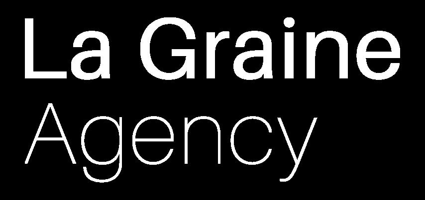 La Graine Agency Logo 01 Agência de Marketing Digital em São Paulo e BH WEBS TE